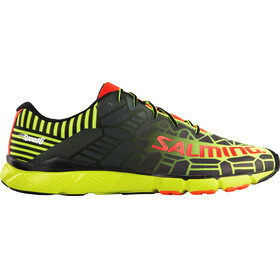 Salming M's Speed 6 Shoes Fluo Yellow/Black